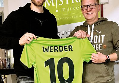 Transfernews Philipp Werder wechselt zu MISTRAL! marketing